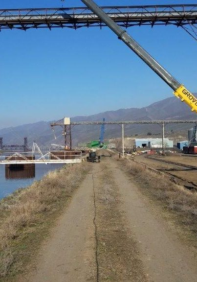 2019-03-22 09.21.50 Barge Winch Replacement @ LC Terminal